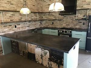 5 Reasons to Installing Concrete Countertops